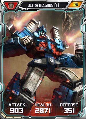 Ultra Magnus (1) - Robot