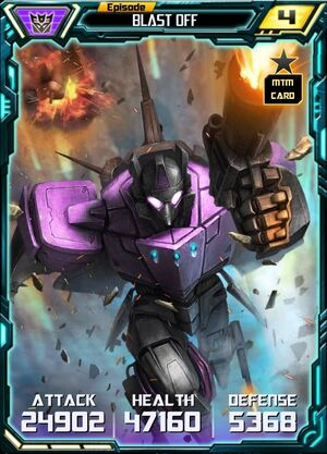 Blast Off 2 Robot