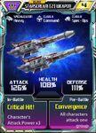 Starscream (2) Weapon