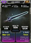 Long Sword II