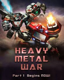 Transformers Legends Game Episode Heavy Metal War, Part 1 Begins Today Ironhide Image scaled 600