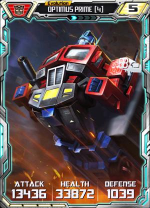 Optimus Prime 4 E1