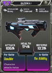Bazooka I