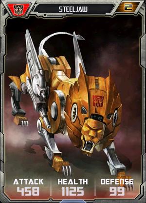 (Autobots) Steeljaw - Robot