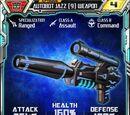 Autobot Jazz (9) Weapon