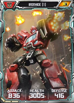 Ironhide (1) - Robot