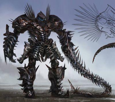 Imagen - 400px-AOE Spinosaurus concept.jpg | Primuspedia ...