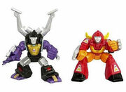 G1 RobotHeroes RodimusVsInsecticon