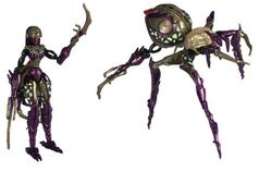 Beast Machines Blackarachnia Toy