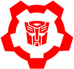 Energon Powerlinx Red symbol