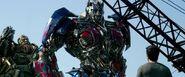 Transformers AOE 6445