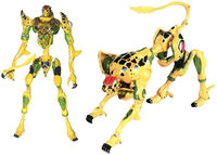 BM Mega Cheetor toy