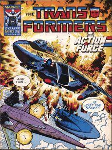 TFUK 172 COVER