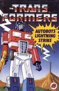Autobots' Lightning Strike
