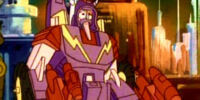 Early Decepticon leader