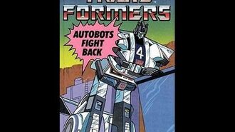 Autobots Fight Back by John Grant - 1985 Transformers Audiobook