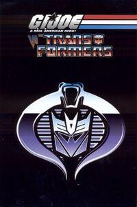 GI Joe vs Transformers hc