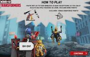 Feed Grimlock How to Play