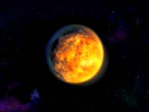 Velocitron-planet