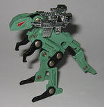 Headmasters Dial Toy