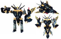BM deluxe Jetstorm toy