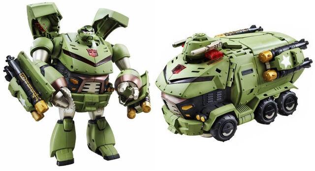 Archivo:TFAnimated Leader Bulkhead toy.jpg