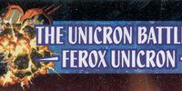 The Unicron Battles