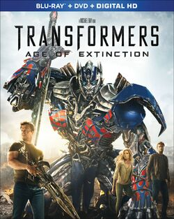 Age of Extinction-BLURAY