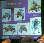 Piranhacons