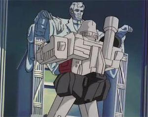 Megatron hates lincoln