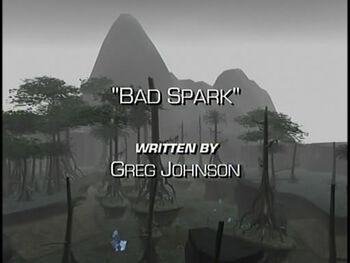 BadSpark title