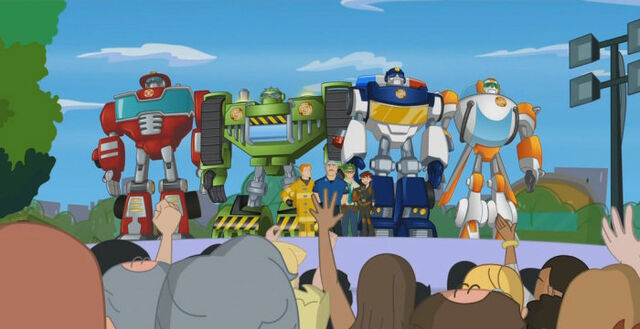 File:FamilyOfHeroes Chief Burns introduces Rescue Bots.jpg