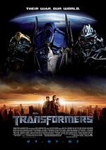 Transformers 2007 poster official