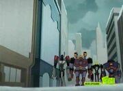 Shockwave with Team Chaar