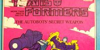 The Autobots' Secret Weapon