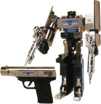 G1 Browning toy