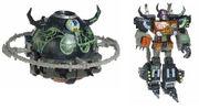 Energon Unicron toy