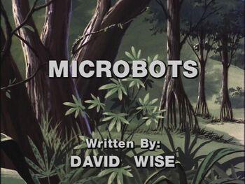 Microbots title shot
