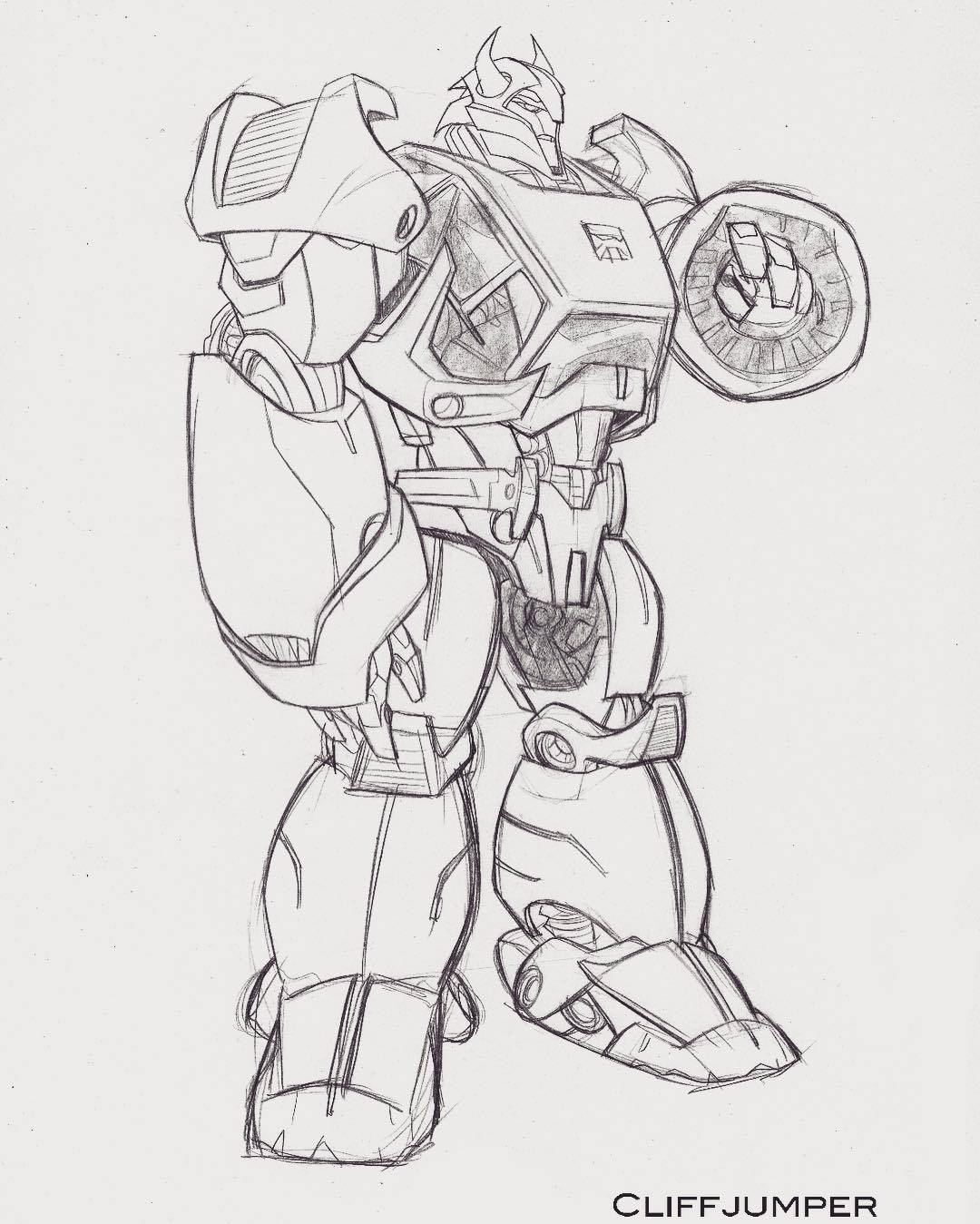 Transformers Charaktere