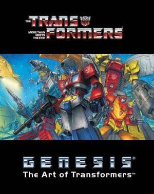 TransformersGenesisCover