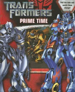 Transformers prime time