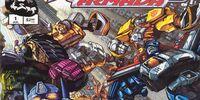 Dreamwave Armada issue 1