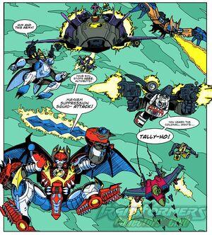 Mayhem suppression squad
