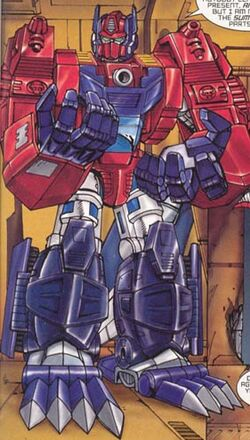 Wrecker Primal Prime