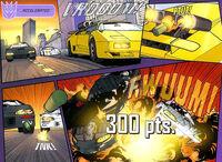 Escalation1 Sunstreaker videogame