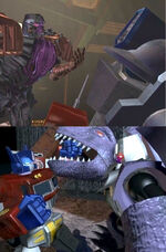 Beastwarriors scale