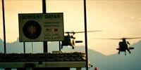 SOCCENT Forward Operations Base