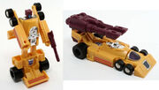 G1Dragstrip toy