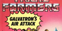 Galvatron's Air Attack
