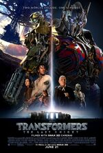Transformers 5 Poster 5